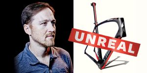 Andrew Love is the bike industry's foremost counterfeit investigator.