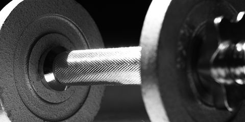 If your legs burn the second you start climbing, it might be time to hit the weights.