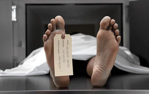 5 Weird Things That Happen When You Die