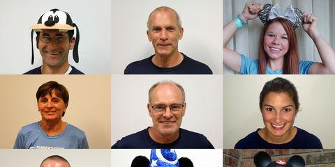 Face, Head, Eyewear, Nose, Human, Facial hair, Mouth, Smile, People, Fun,