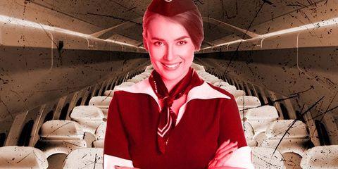 Flight attendant horror stories