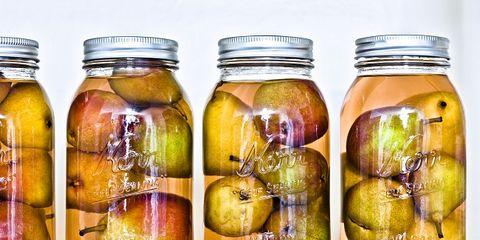 fruit and vegetable preservation