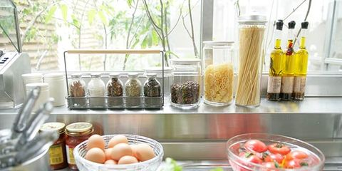 clean eating pantry grocery shopping list