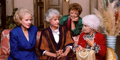 12 Lessons The Golden Girls Taught Us About Sex and Love