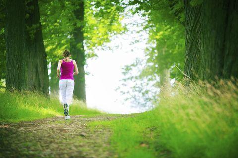 Experts: Surprisingly Little Running Extends Lifespan