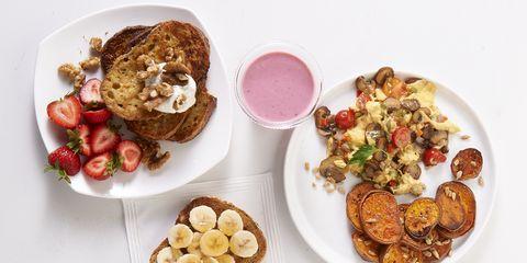 Food, Serveware, Cuisine, Dishware, Tableware, Meal, Dish, Ingredient, Produce, Breakfast,