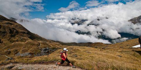 Cloud, Highland, Mountain, Slope, Adventure, Bedrock, Fell, Cumulus, Outcrop, Mountaineering,