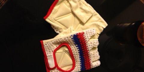 Nalini Crochette Gloves