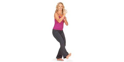 tai chi thigh exercises
