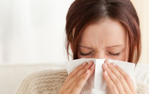 Why Some People's Sneezes Smell Like Vomit | Women's Health