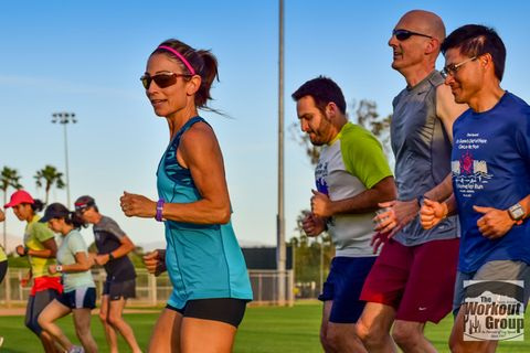 After Stroke, Olympic Trials Hopeful Ponders Running Future