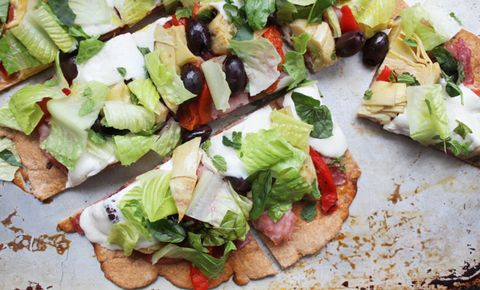 The Pizza You Can Have Even When You're Eating 'Clean'