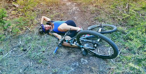 7 Signs You're Riding Too Hard—and What to Do About It