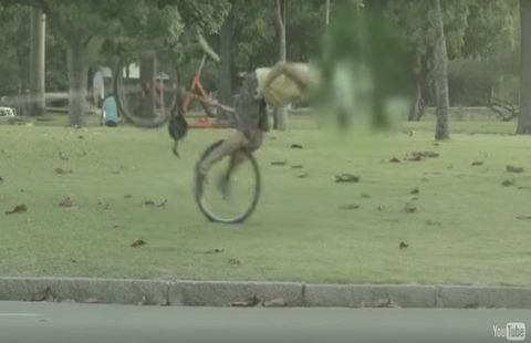 Bike Thieves Get Pranked in This Hilarious Video