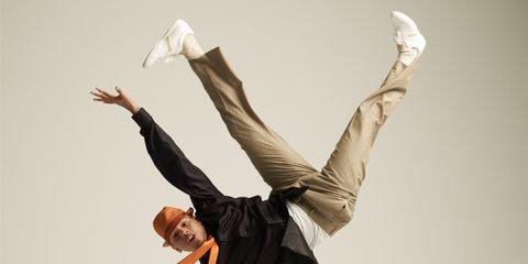 Human leg, Elbow, Joint, Dancer, Waist, Wrist, Knee, Athletic dance move, Choreography, Performance art,