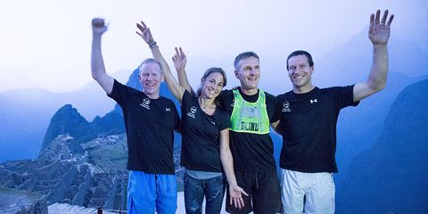 Smile, Shorts, Team, Active shorts, Ski Equipment, Hill station, Adventure, Summit, Celebrating, Crew,