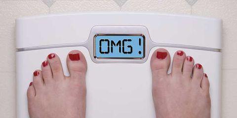 weird reasons you're gaining weight