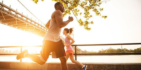 how to not be bored while running