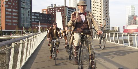 Don't let your age stop you from having fun and getting fit on a bike.