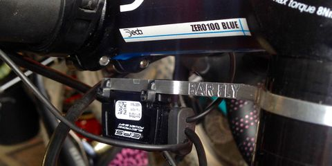 The E-Box Spacer by Barfly