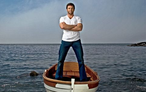 Hugh Jackman's Wolverine Workout