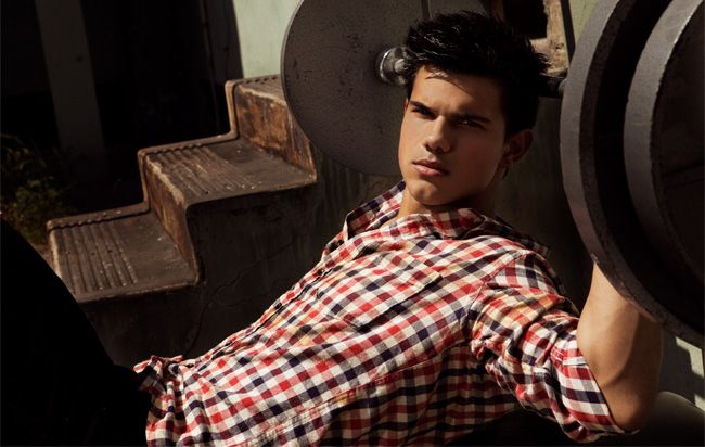The Taylor Lautner Workout