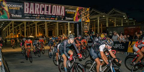 Red Hook Crit competitors bear down in Barcelona