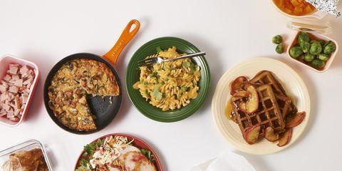 Food, Cuisine, Meal, Tableware, Dish, Ingredient, Dishware, Recipe, Kitchen utensil, Bowl,