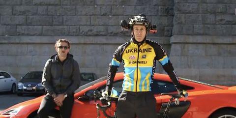 bike versus car