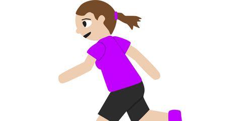 Magenta, Elbow, Pink, Knee, Violet, Animation, Wrist, Graphics, Sock, Waist,