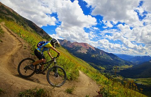 Mountain Biking Fourteeners Is Creating a Rift in the Outdoor Community