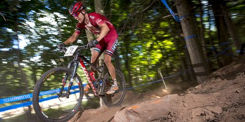 The new Niner RKT 9 RDO is ready to rip it up wherever you send it—on the race course or off.