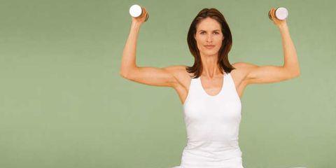 toning yoga workout