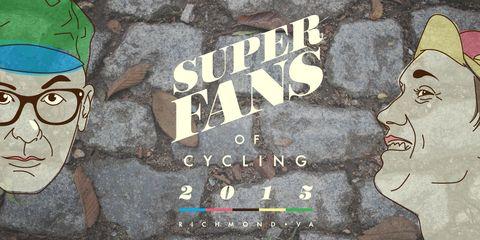 2015 UCI Road World Championships Richmond Super Fans