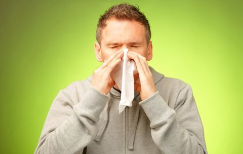 How to Clear a Stuffed Nose | Men's Health