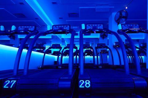 Finally, a Fun Treadmill Workout
