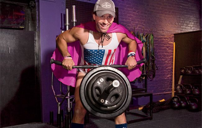 4 Muscle-Building Tips from America's Zaniest Gym