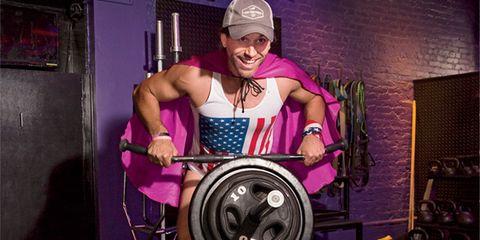 mark fisher gym