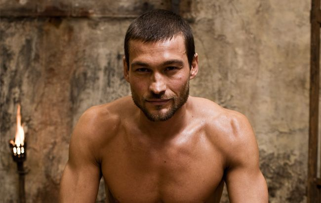 Andy whitfield diet