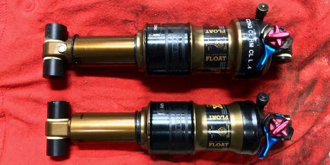 Yeti SB4.5c FOX Factory Float DPS EVOL Shocks