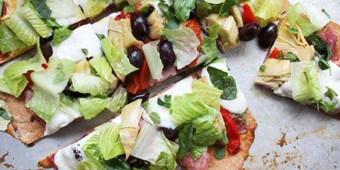 clean eating pizza recipe