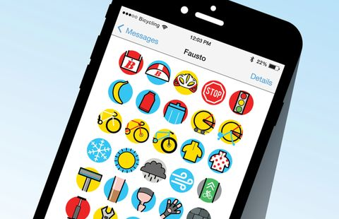 How to Get and Use the New Bicycling Emoji