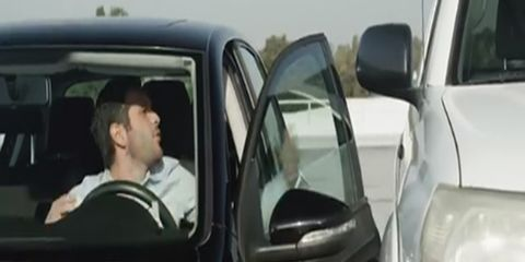 Motor vehicle, Mode of transport, Automotive design, Automotive mirror, Vehicle, Automotive exterior, Vehicle door, Car, Glass, T-shirt,