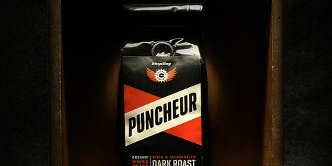 Bicycling signature Puncheur coffee blend