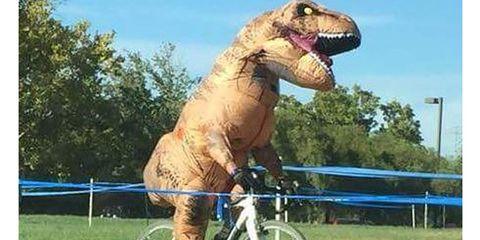 Cyclocross Dinosaur