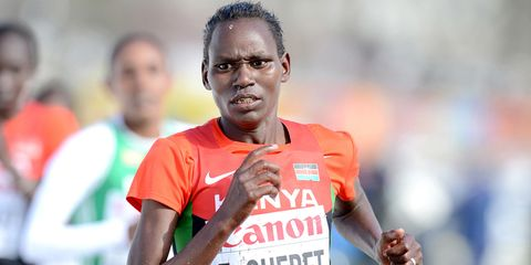 Two-time world cross country champ gets doping ban
