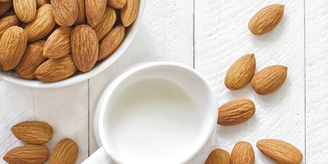 Almond Milk and 3 other not-so-natural foods