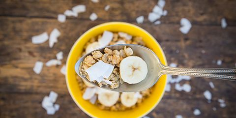 healthiest granolas