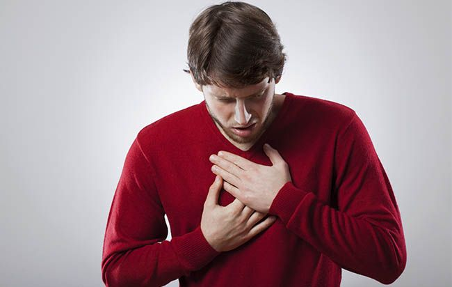 The Fastest Cure for Heartburn | Men's Health