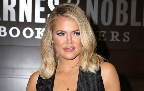 Khloe Kardashian Is Recovering from a Staph Infection